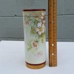 hand painted Bavarian vase