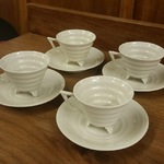 vintage espresso cups from Germany
